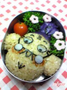 ☆美優のかわいいお弁当+++キャラ弁☆